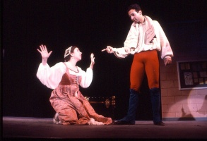 1990 Spring Kiss Me Kate directed by Richard Smith