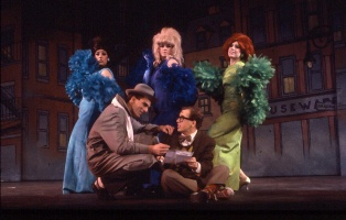 1990 Fall Little Shop of Horrors directed by Richard Smith