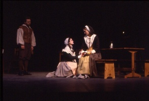 1991 Fall  The Crucible directed by Tom Kremer