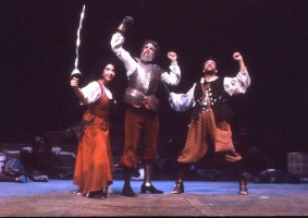 1991 Fall Man of La Mancha directed by Fred Weiss