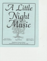 A Little Night Music Cover