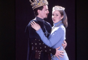 1993 Spring Macbeth directed by Andrew Traister