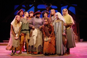 Spring 2006  Canterbury Tales directed by Tom Beyer