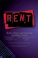 Fall 2013: Rent directed by Tom Kremer