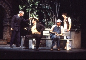 1980 Fall The Sunlight Dialogues directed by John Bielenberg