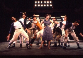 1981 Fall Damn Yankees directed by Richard Smith