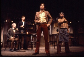 1981 Fall Enter a Free Man directed by Richard Cuyler
