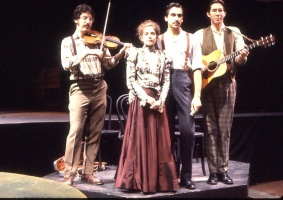 1981 Spring Spoon River Anthology directed by Don Boros