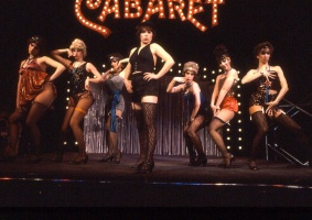 1984 Cabaret directed by Fred Weiss