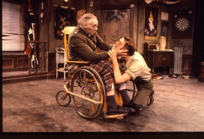 Theater Dept. Productions at the Cider Mill Playhouse 1976-1991