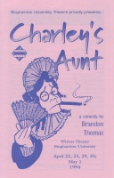 Charleys Aunt Cover